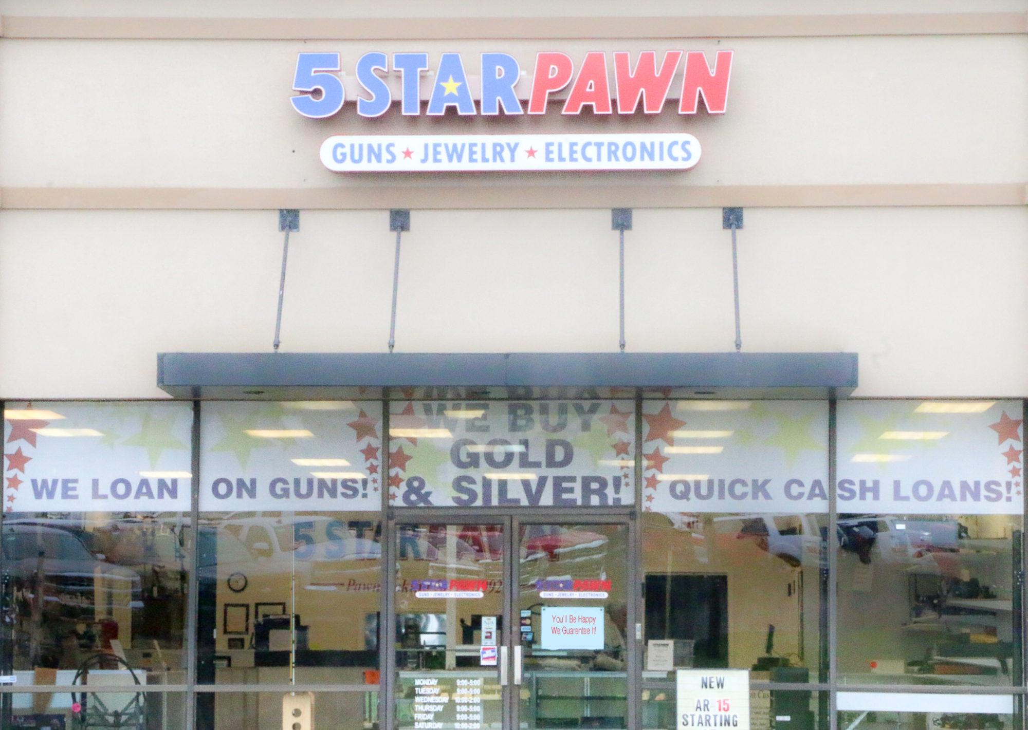 5 Star Pawn